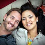 nick and his wife kanae vujicic