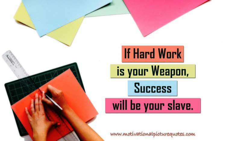 essay on hardworking is the key to success
