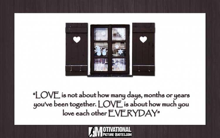 motivational words on love