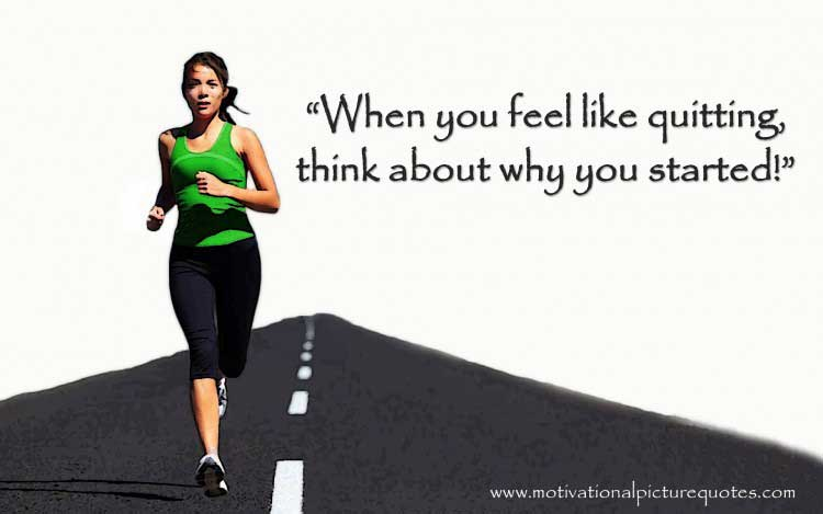Inspirational Weight Loss and Fitness Quotes