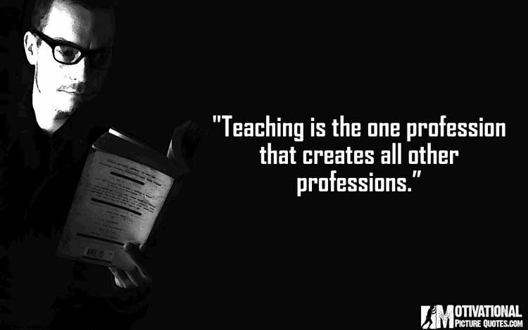 sayings about teachers