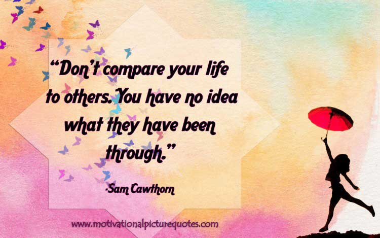 Motivational Quotes on Life by Sam Cawthorn
