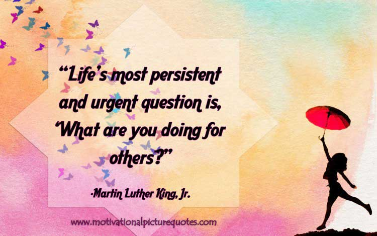 amazing quotes on life by Martin Luther King, Jr.