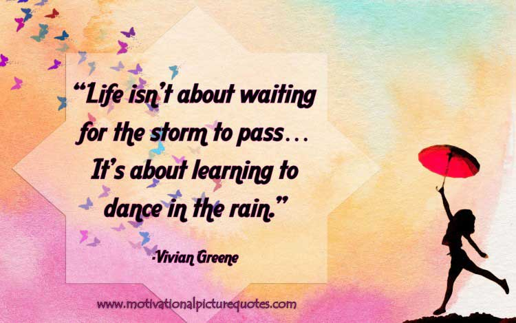 Inspirational Sayings About Life by Vivian Greene