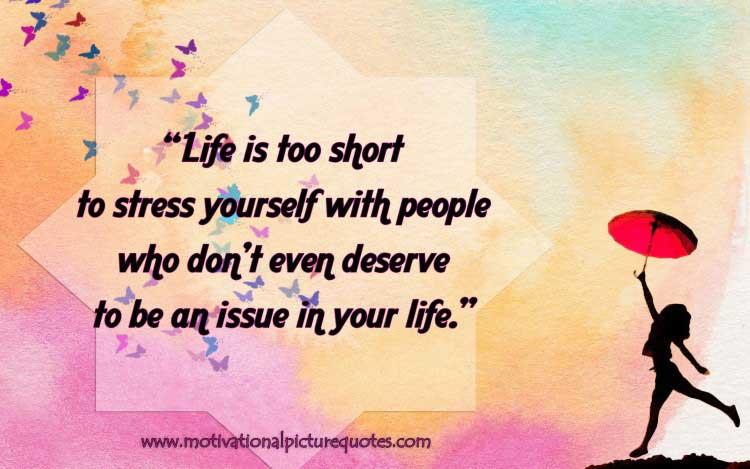 inspirational sayings on life
