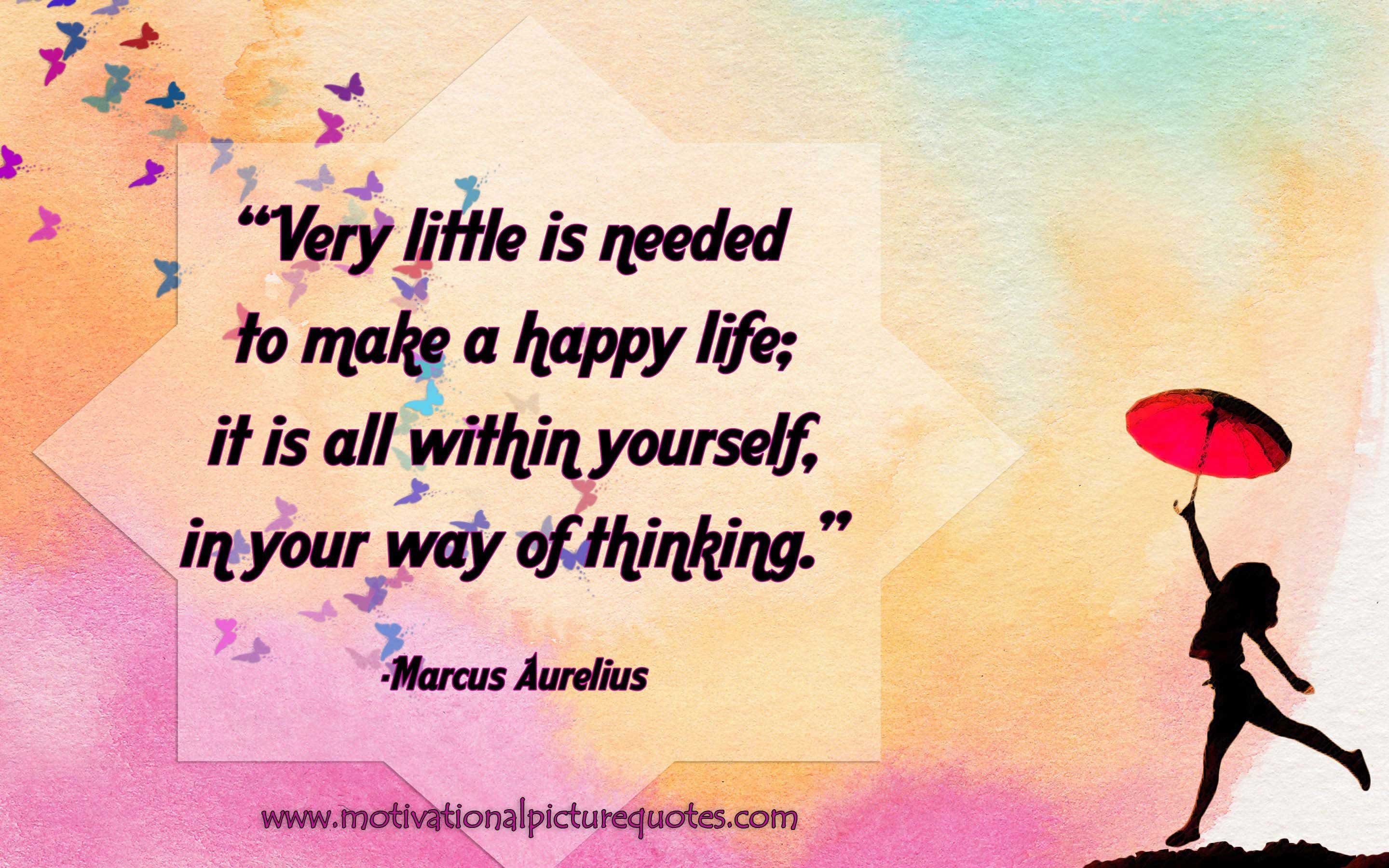 Quotes About Life By Marcus Aurelius