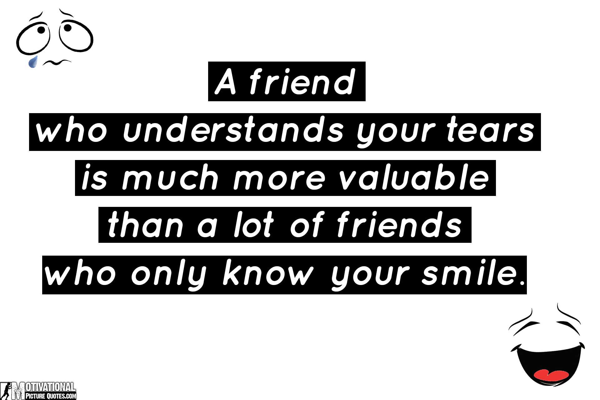 Quotes About Smile And Friendship 25 Inspirational Friendship Quotes Images  Free Download