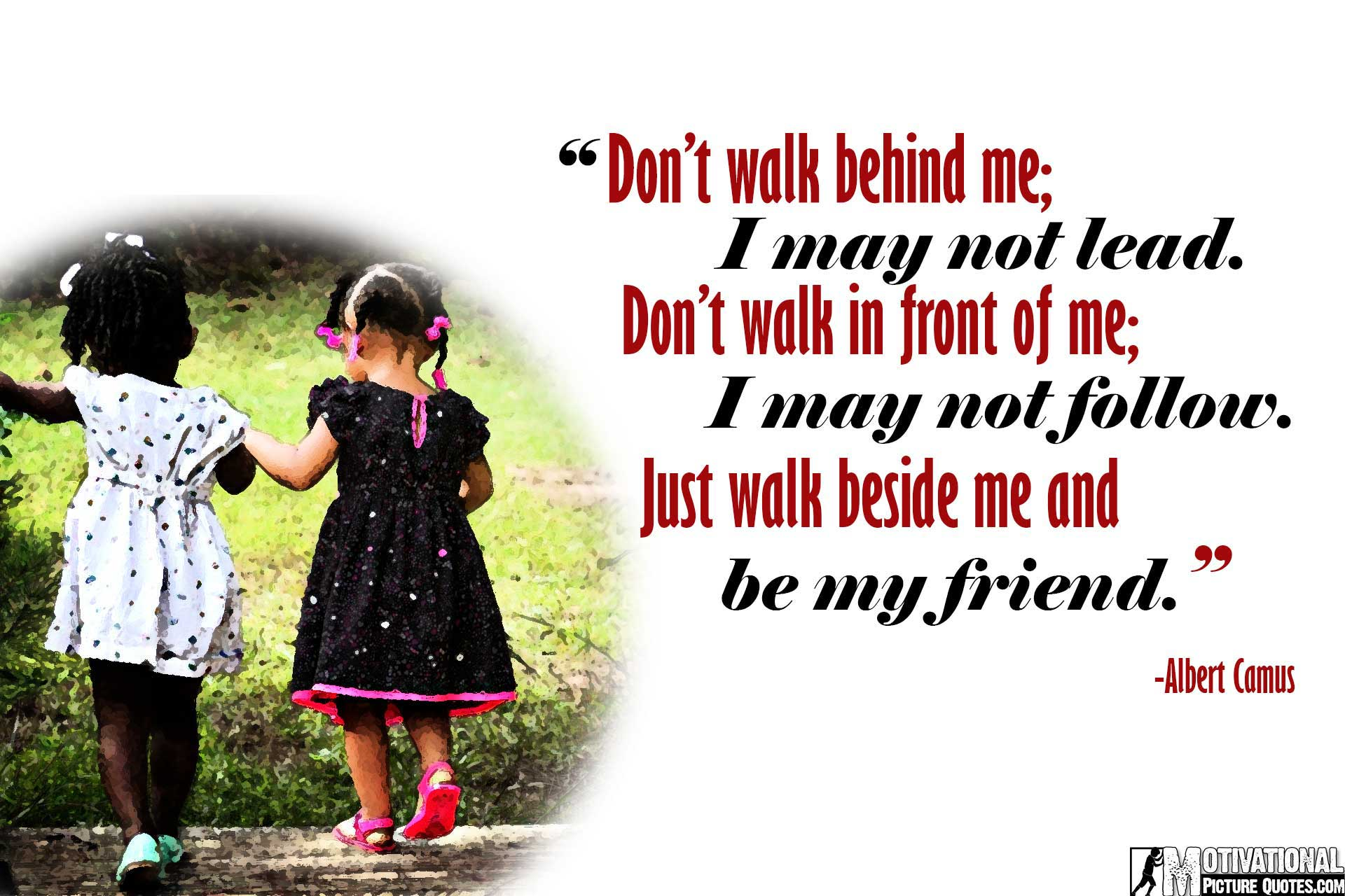 25 Inspirational Friendship Quotes Images
