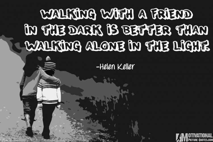 good friend quotes image