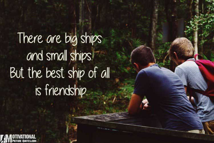 short best friend quotes image