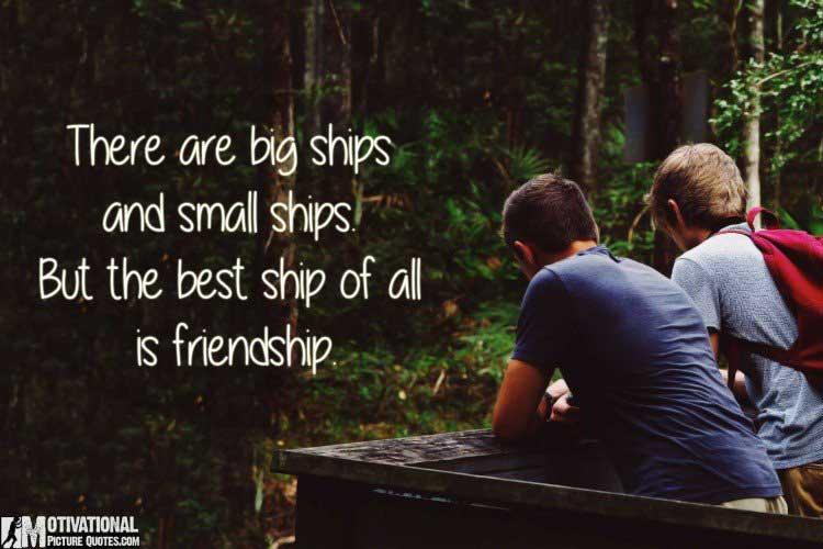 short best friend quotes image