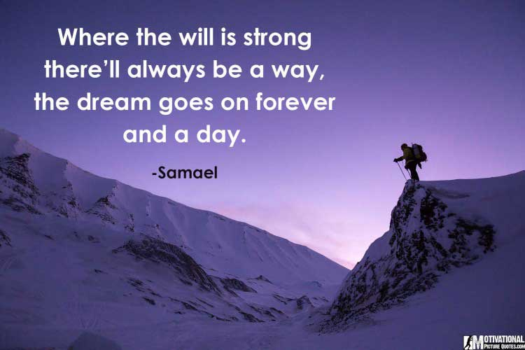 strong people quotes by Samael