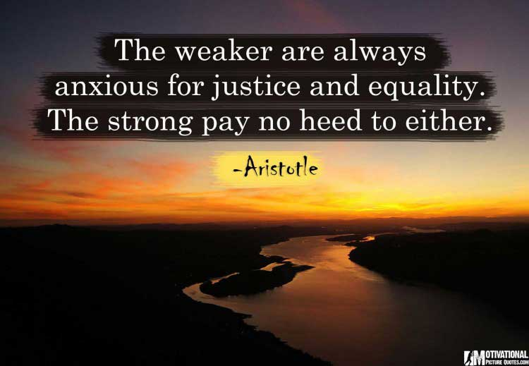 Aristotle strong quotes