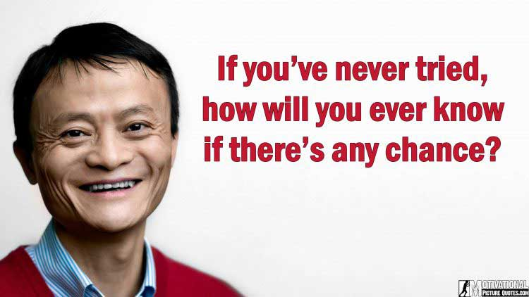 best jack ma quote image