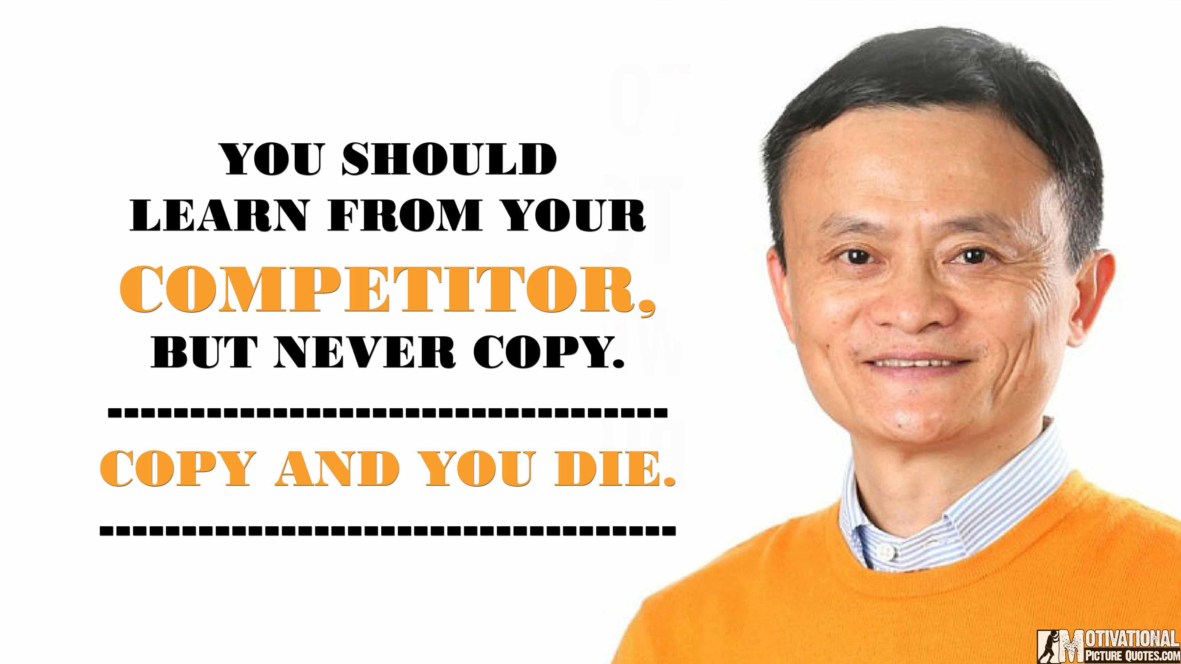 Alibaba Founder Jack Ma Quotes For Entrepreneurs | Insbright