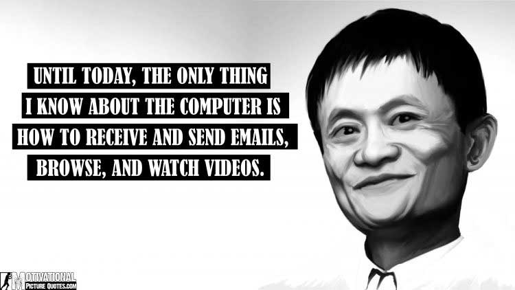 quotes from jack ma