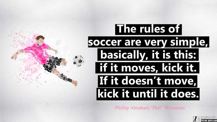 soccer sayings