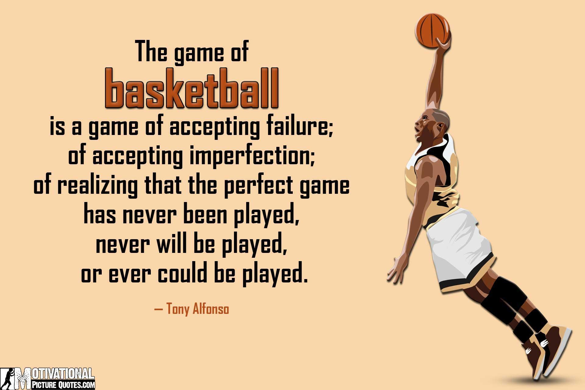 Inspirational Basketball Quotes 50 Inspirational Basketball Quotes With Pictures  Insbright