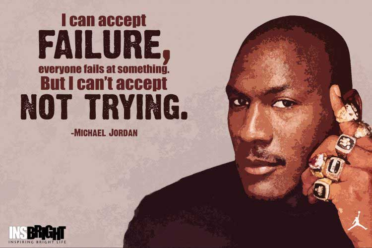 basketball quotes Michael Jordan