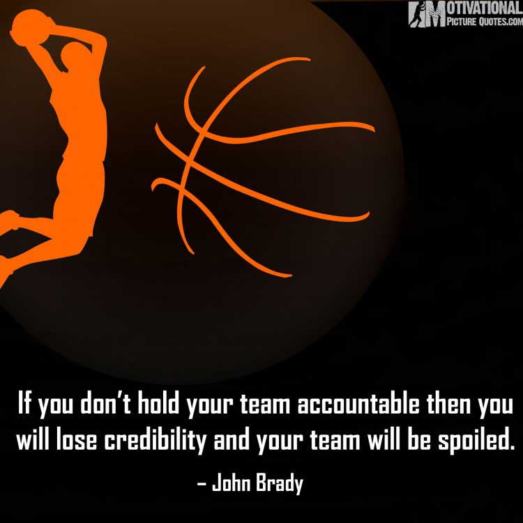 basketball quotes images for coaches by John Brady