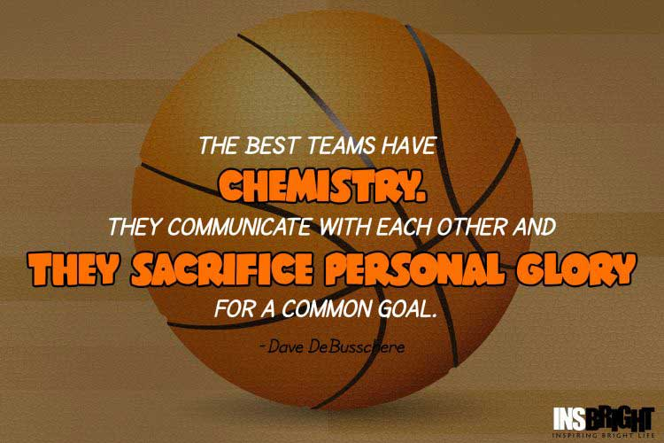 great basketball quotes by Dave DeBusschere