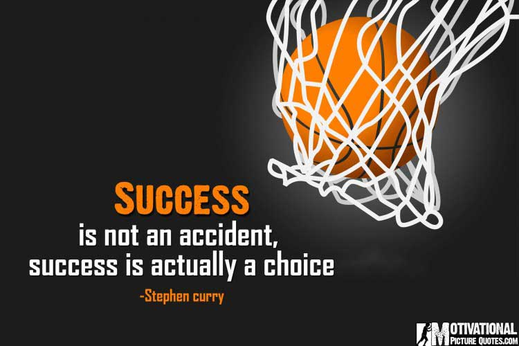 inspirational basketball quotes and sayings by Stephen Curry