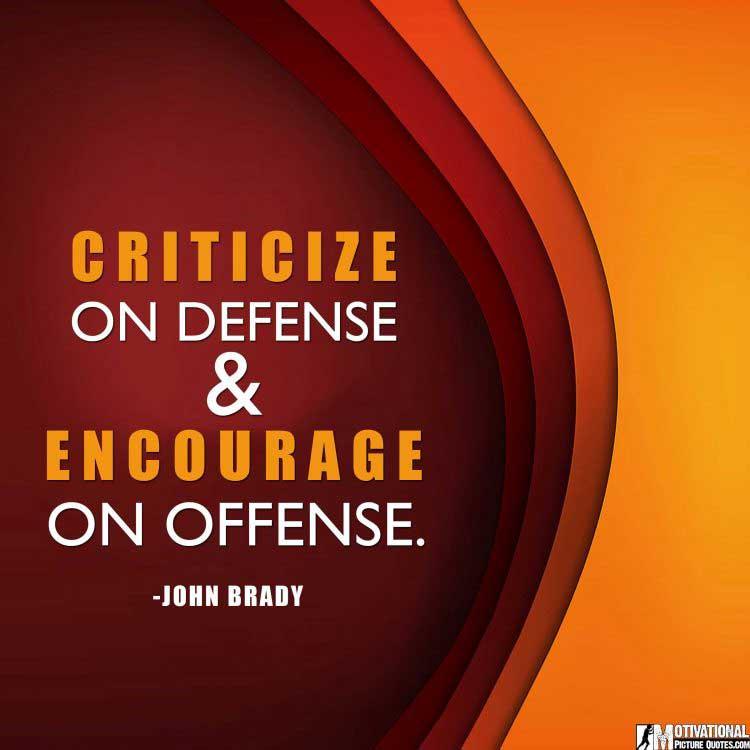 short basketball quote by John Brady