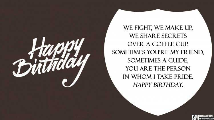 Birthday Quotes For Him