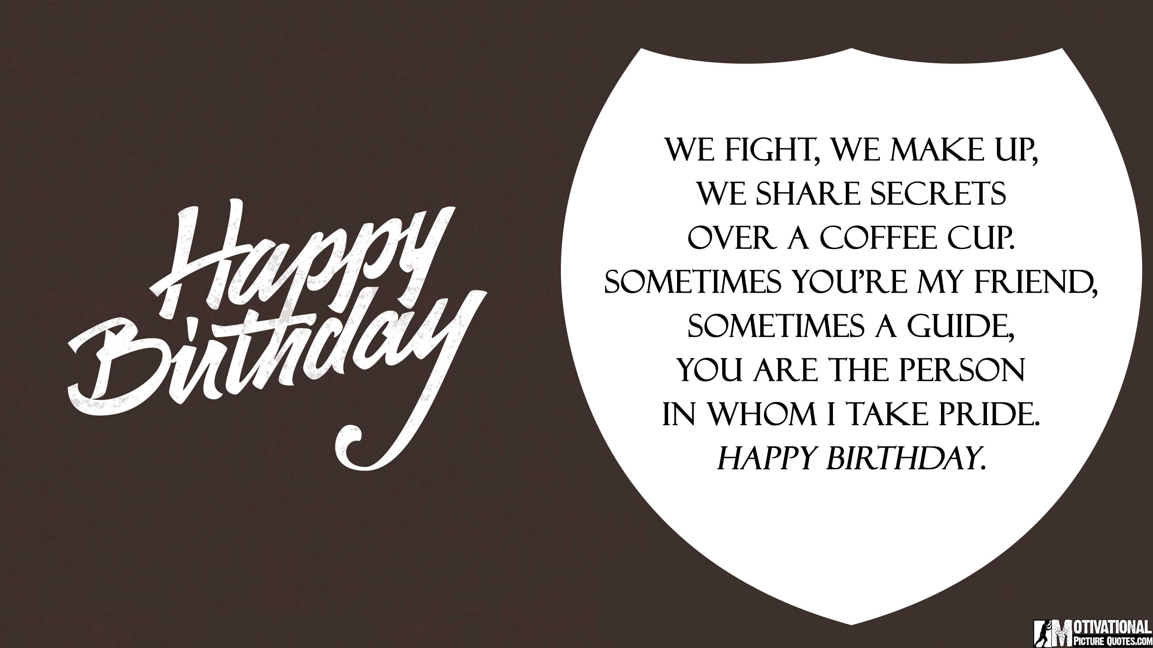 Quotes About Happy Person 35 Inspirational Birthday Quotes Images  Insbright