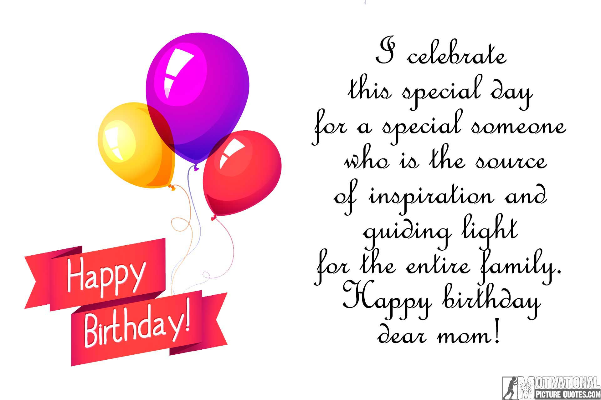 Celebration Of Life Quotes Death 35 Inspirational Birthday Quotes Images  Insbright