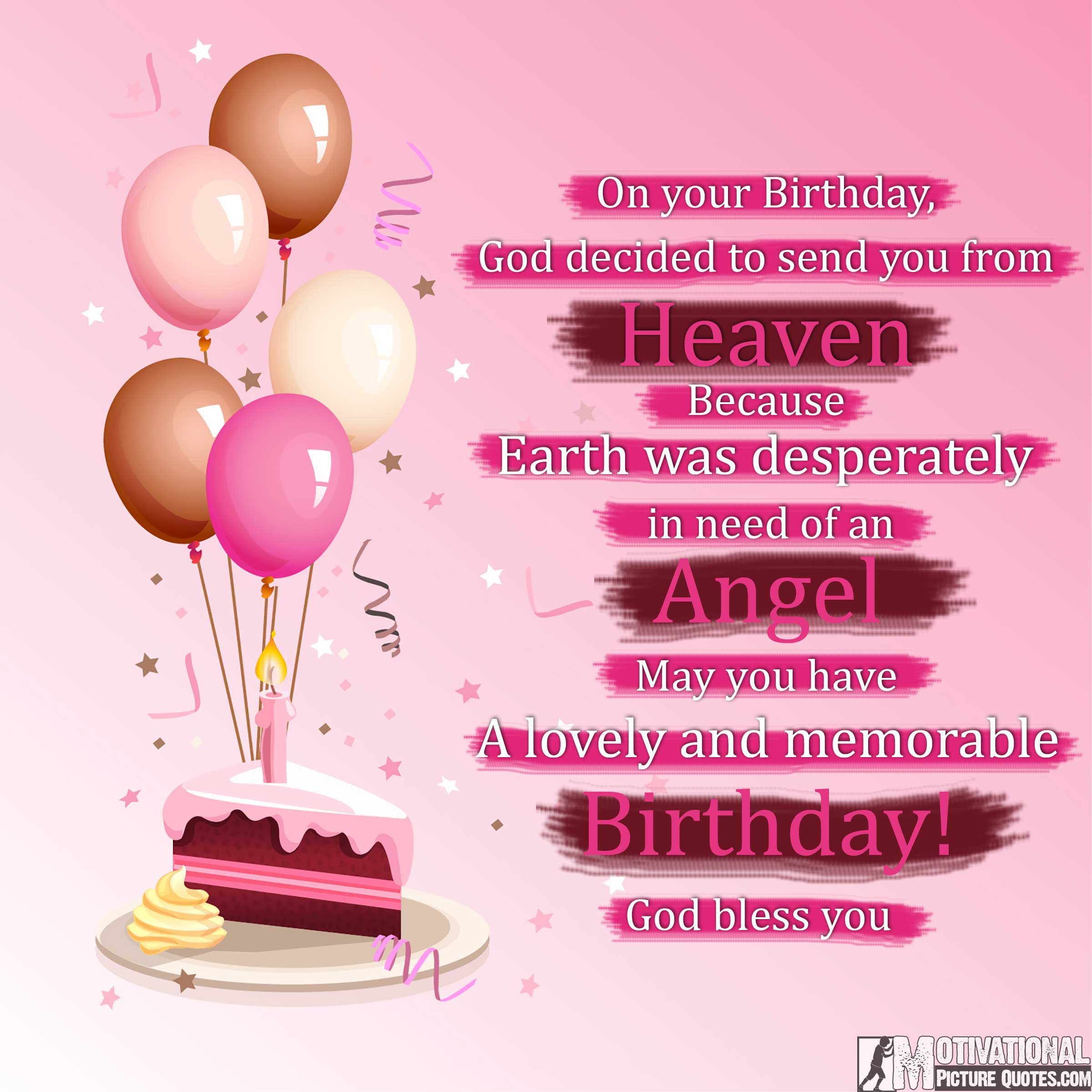 35 Inspirational Birthday Quotes Images – Birthday Greetings to a Friend Quote
