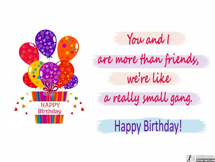 inspirational birthday quotes for friends