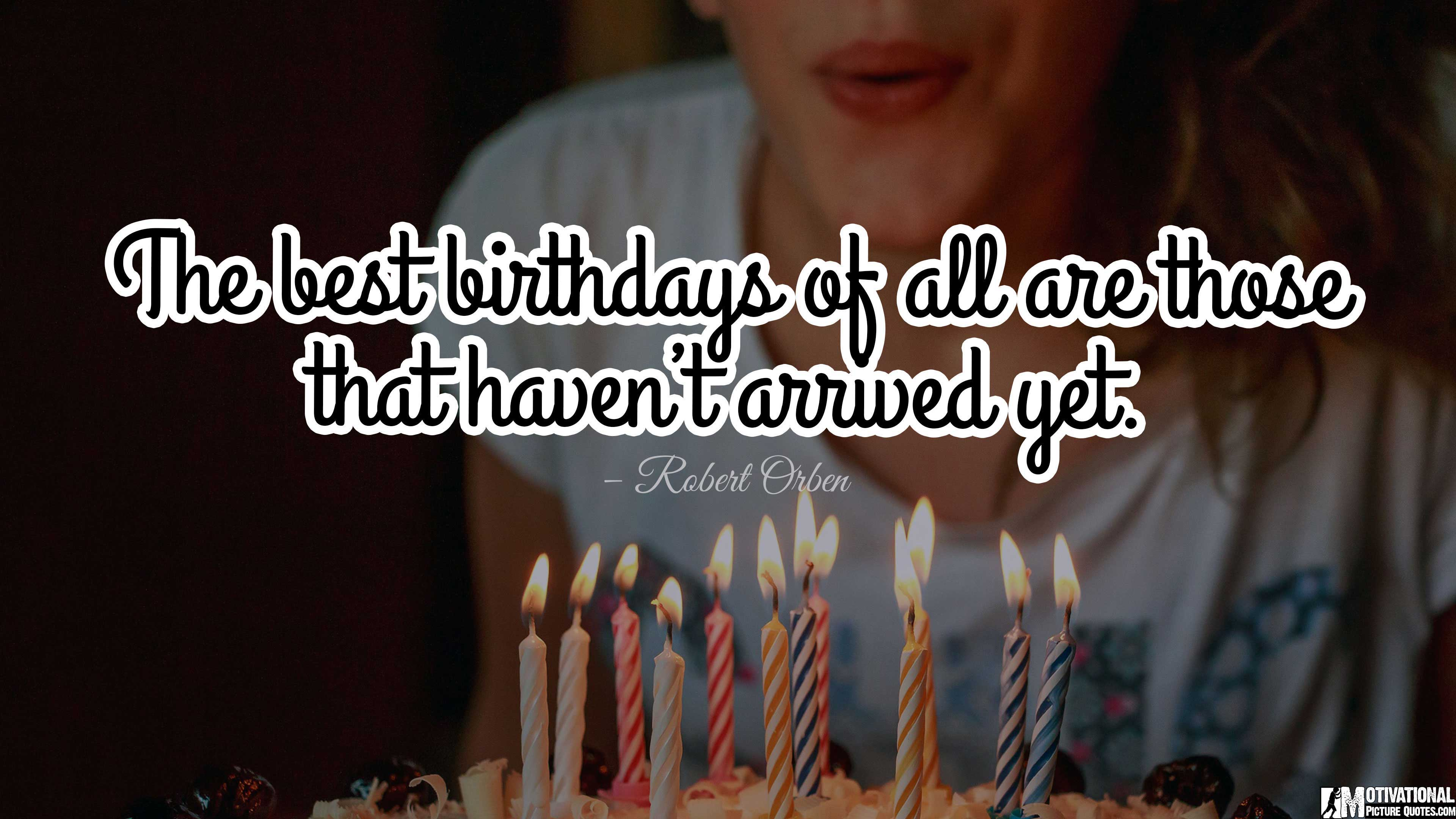 35+ Inspirational Birthday Quotes Images