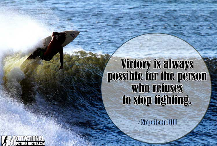 Napoleon Hill Quotes About Persistence