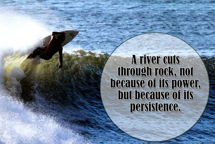Motivational Quotes About persistence