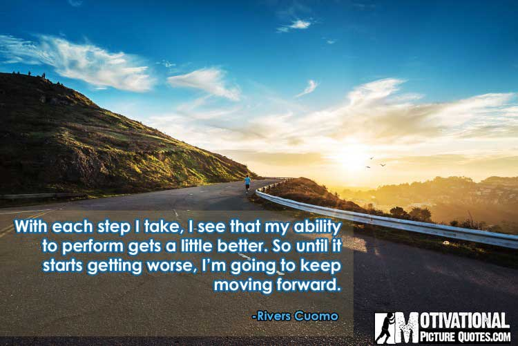 moving on quotes by Rivers Cuomo