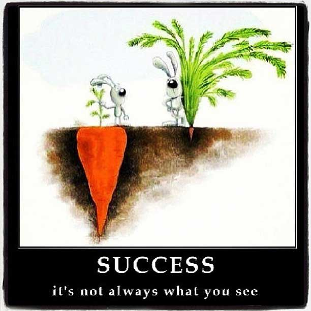 Inspirational Picture about success