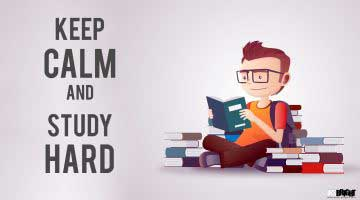 Study Wallpaper HD -Keep Calm And Study Hard