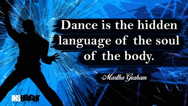 Martha Graham dancer quotes
