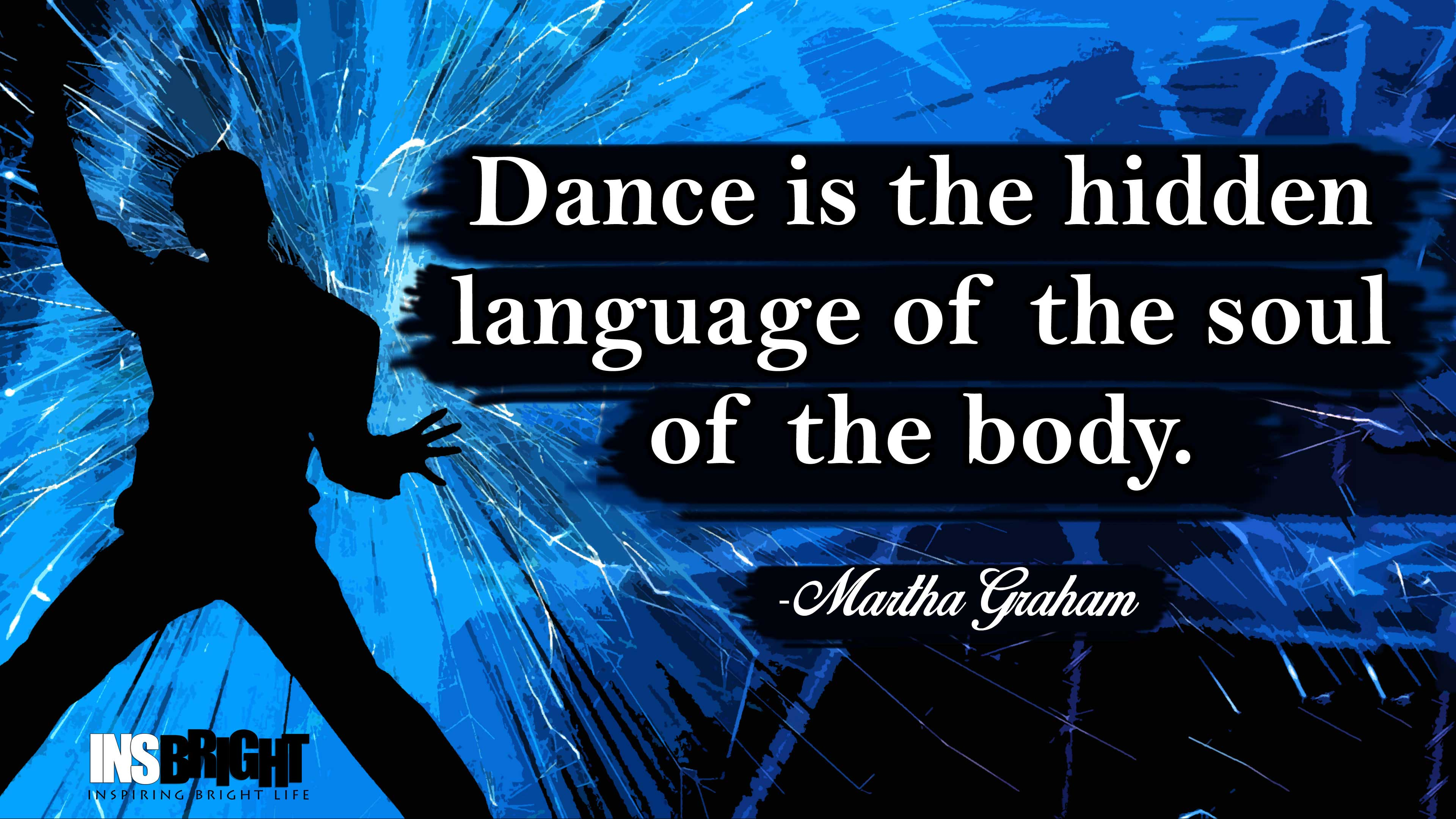 10 Inspirational Dance Quotes Images By Famous Dancer Insbright