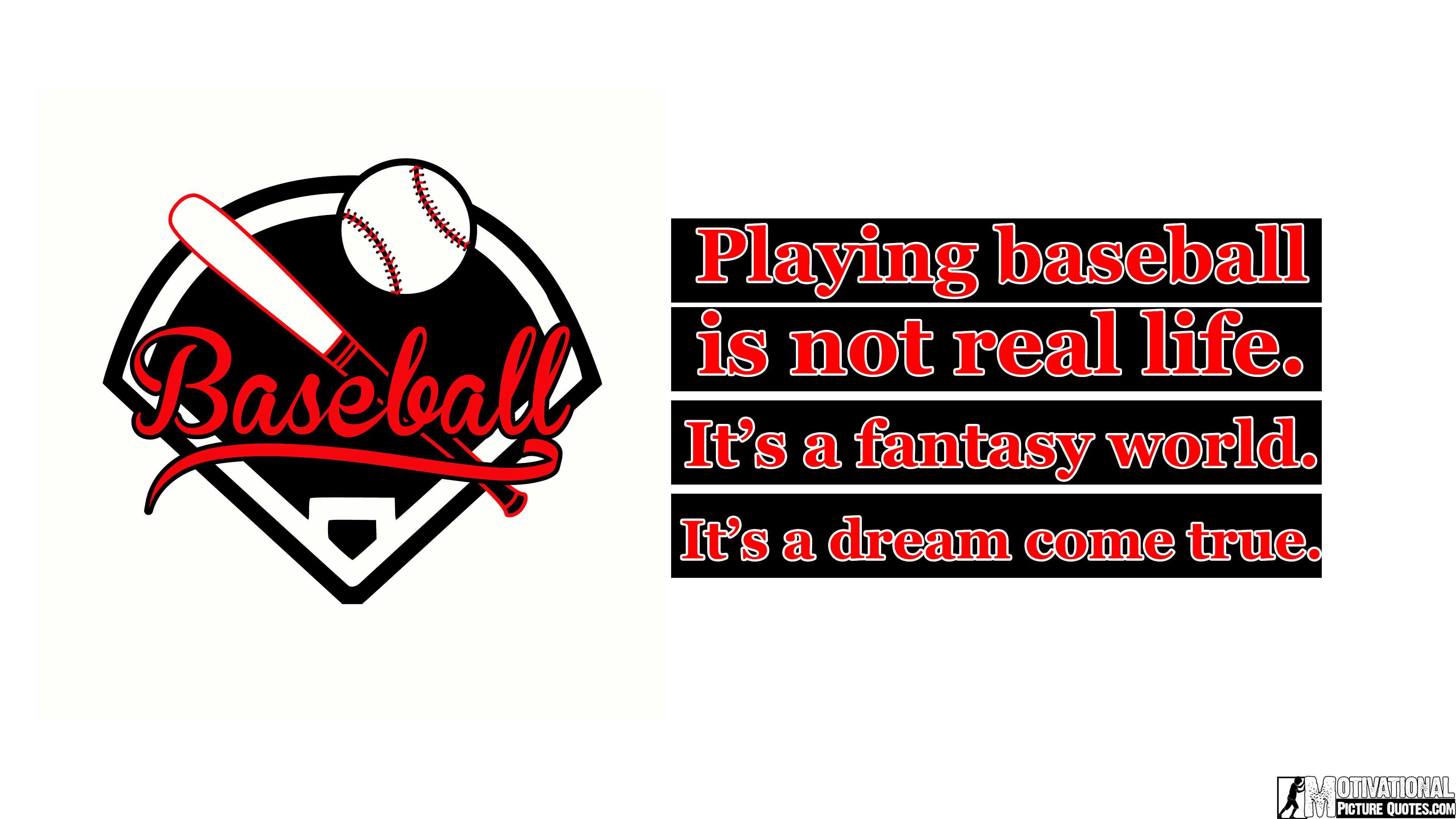 Inspirational Quotes For Kids 20 Inspirational Baseball Quotes Images  Insbright