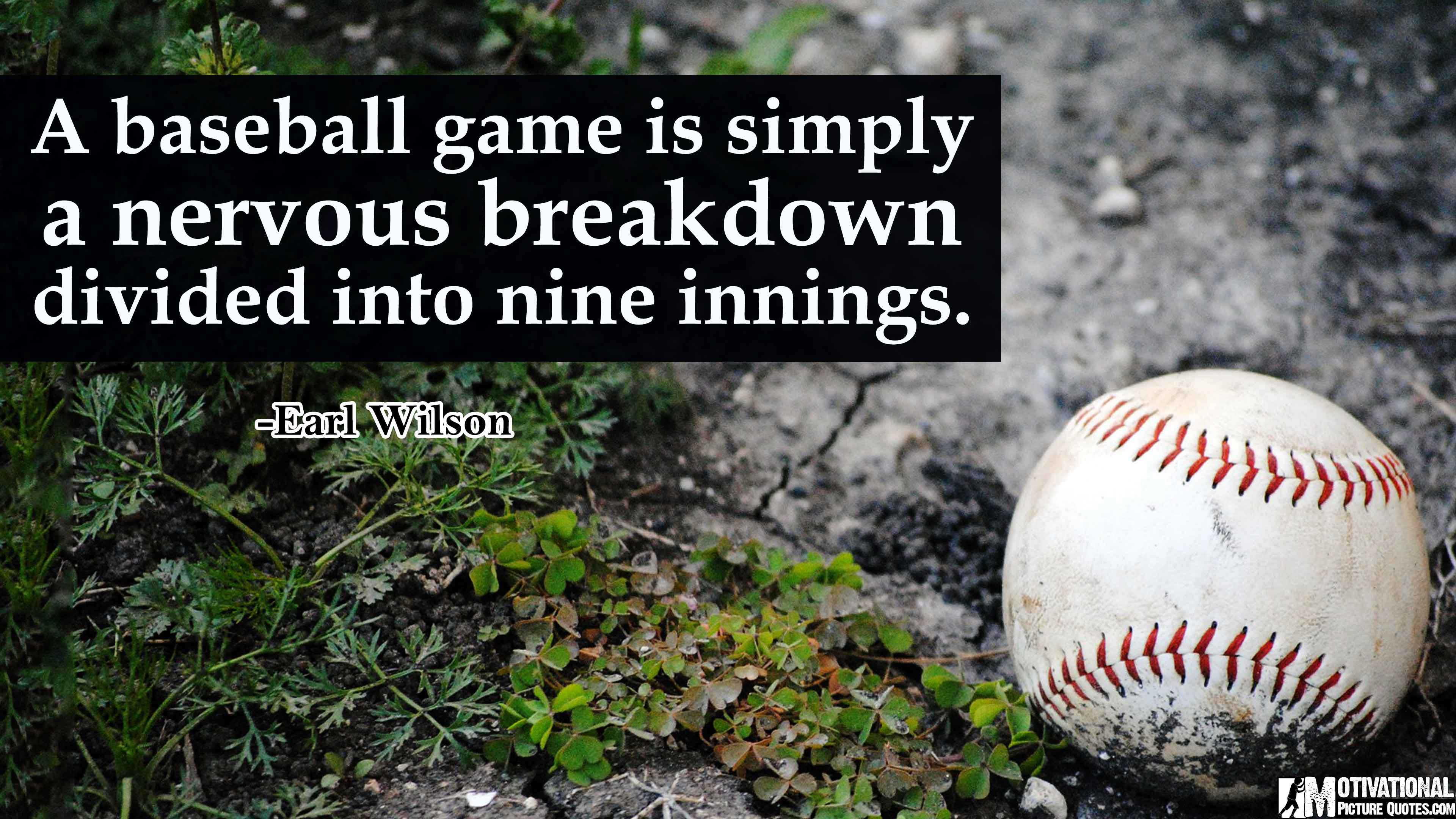 Baseball Quote Enchanting 20 Inspirational Baseball Quotes Images  Insbright