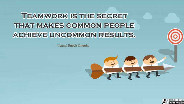 60 Inspirational Team Quotes Images Insbright Awesome Teamwork Motivational Quotes