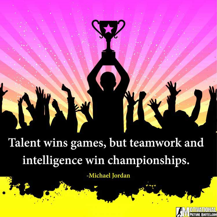 Motivational Quotes For Sports Teams: 20+ Inspirational Team Quotes Images