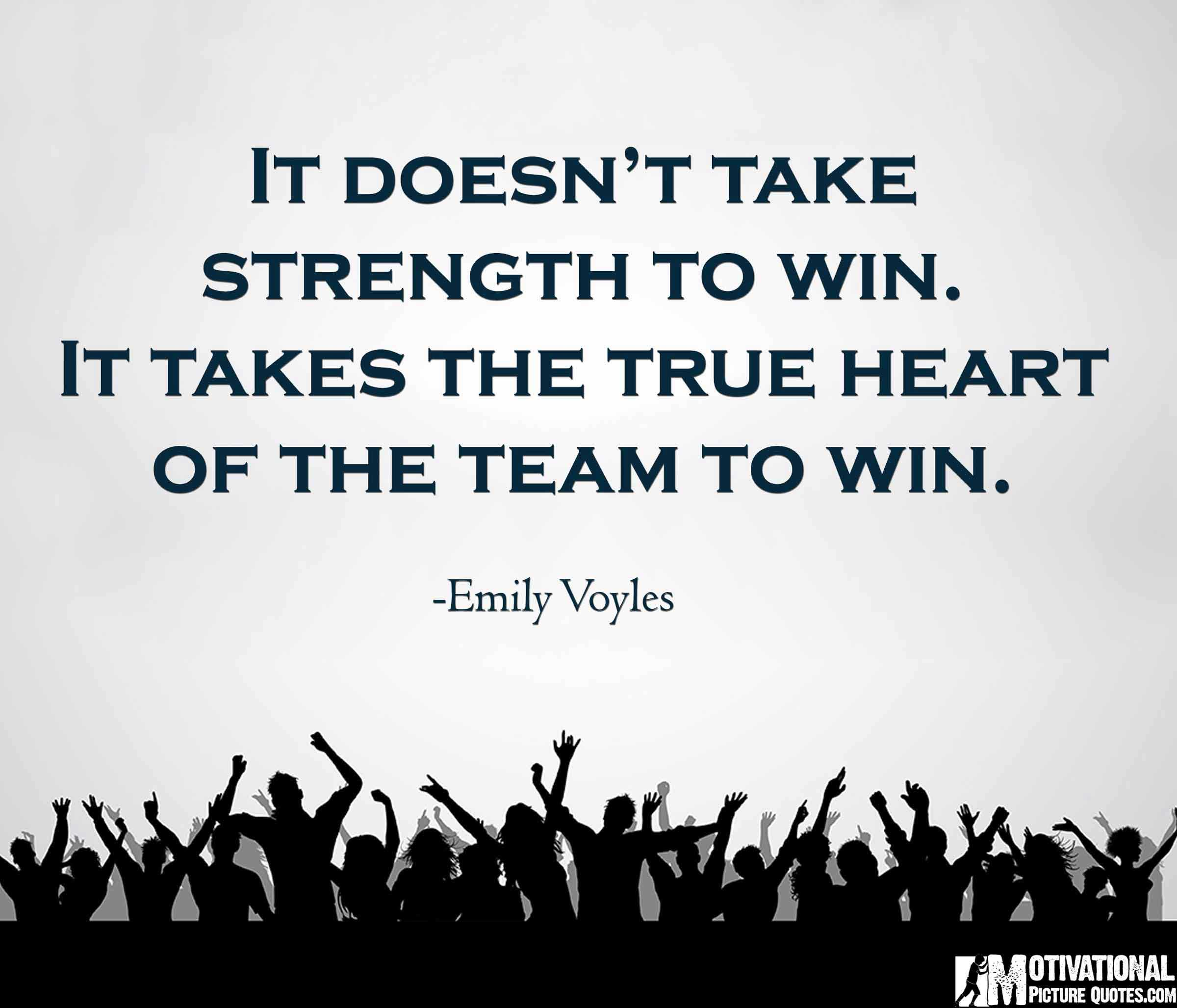 20 Inspirational Team Quotes Images