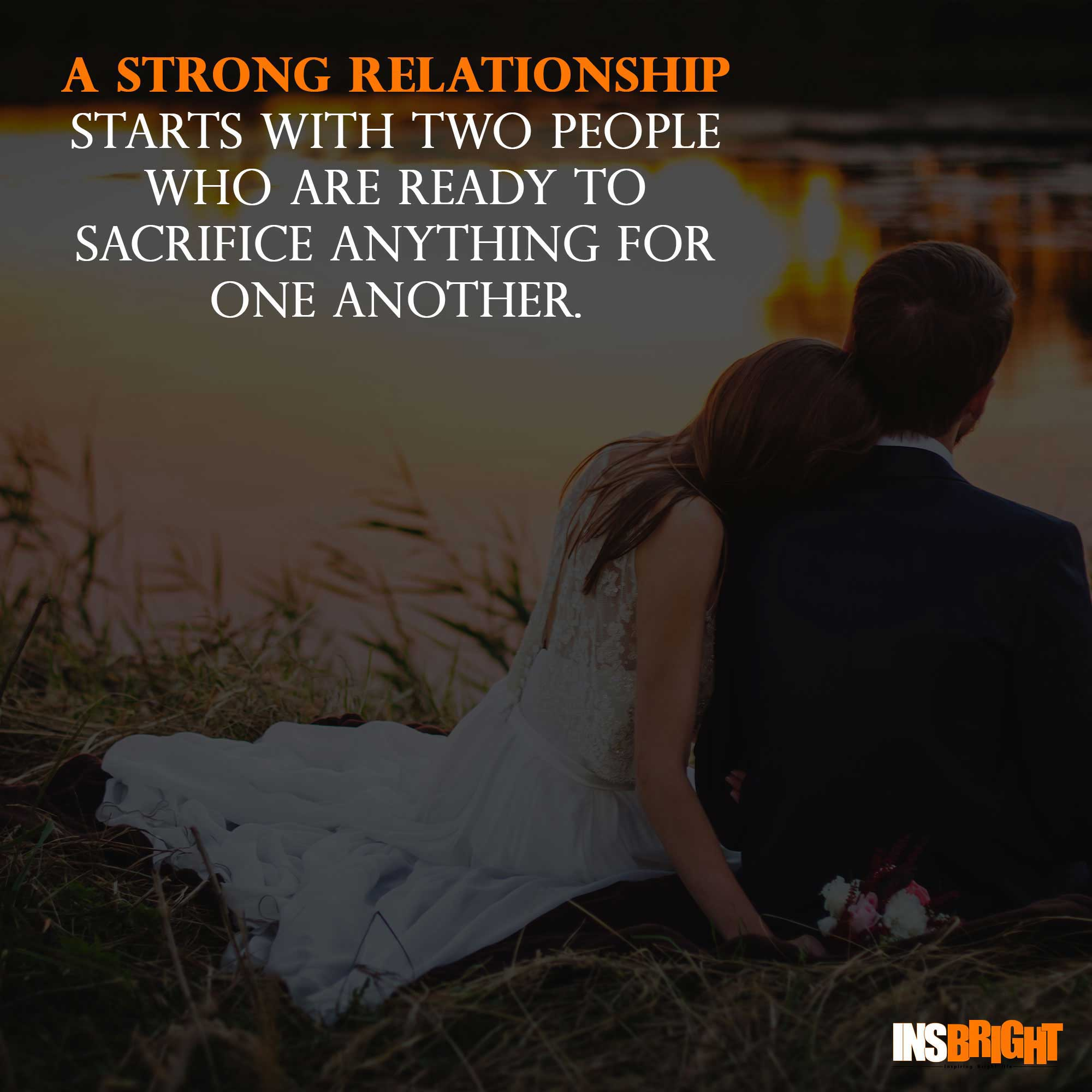 Quotes About Strong Relationship Inspirational Relationship Quotes With Images For Him Or Her