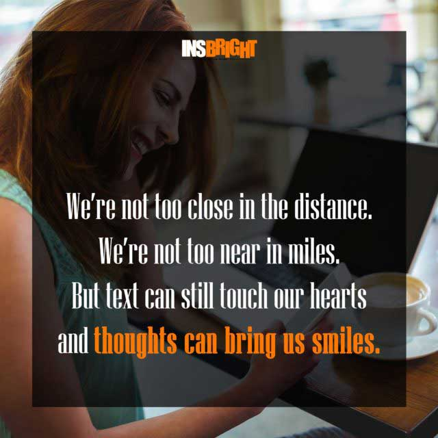 cute long distance relationship quotes