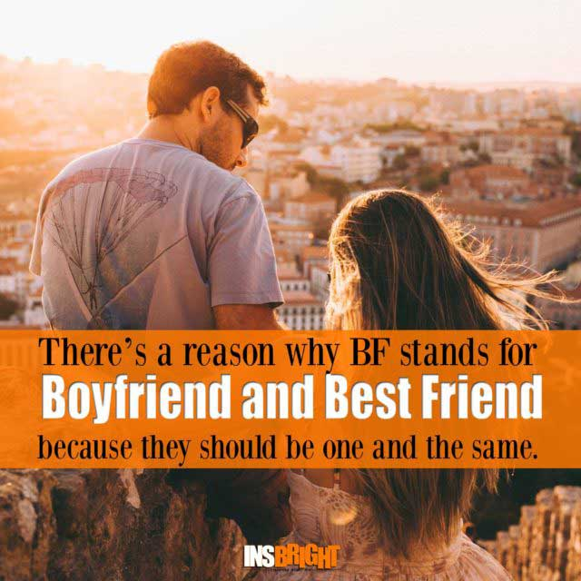 best boyfriend quotes