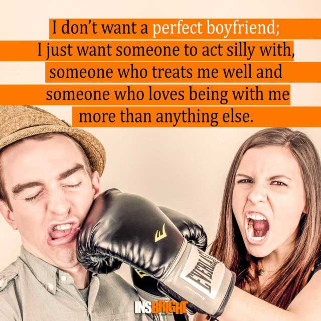 perfect boyfriend quotes