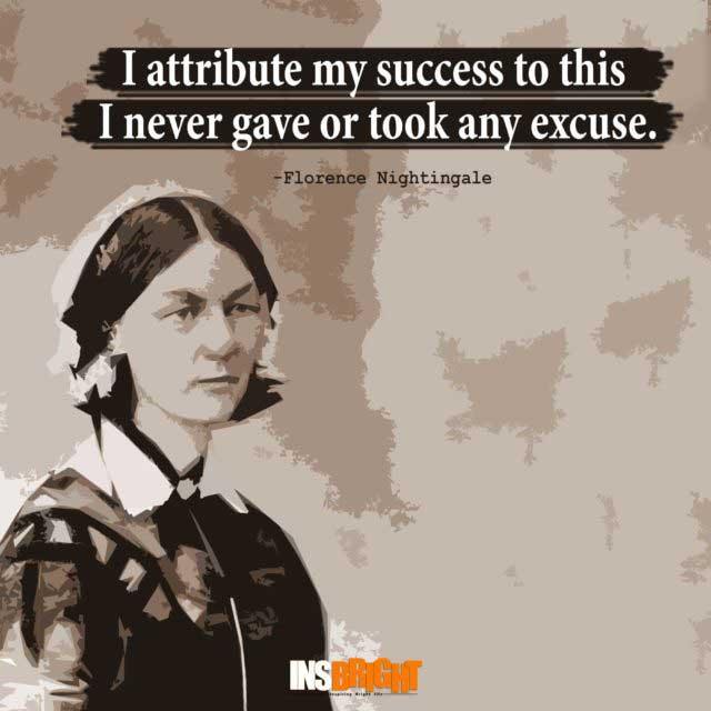 florence nightingale nursing quotes